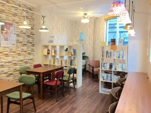 bookcafe横顔のアルバイト情報