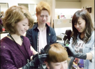 Hair's Care Groupの画像