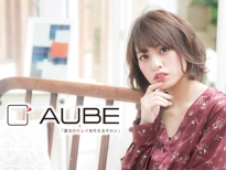AUBE hair groupの画像