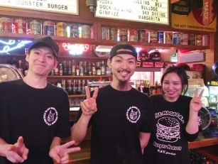 BLUE MOON CAFE 中町店のアルバイト情報