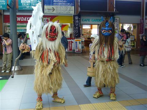 秋田市の観光スポット5選
