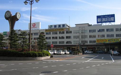 新潟市の観光スポット5選