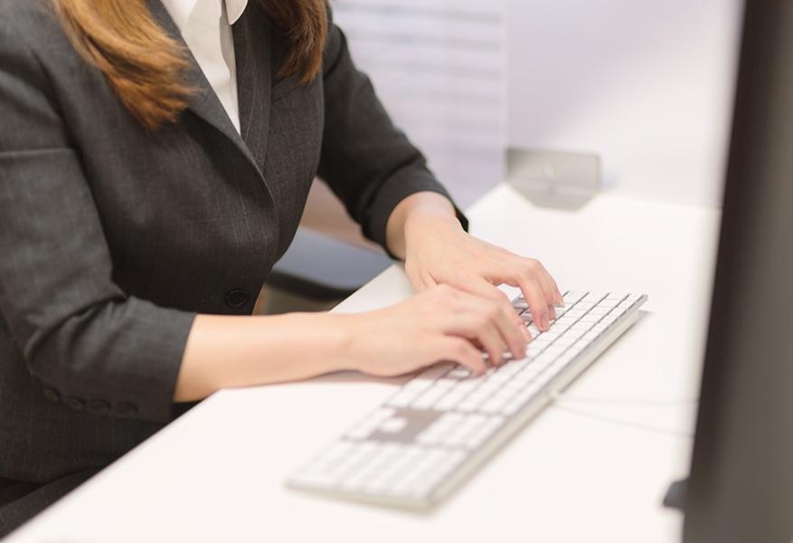 アルバイトを探すイメージ