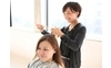HAIR SALON Aguの画像